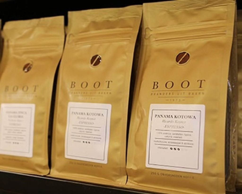 Boot Koffie2